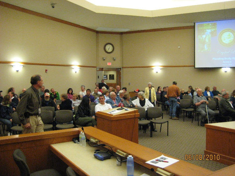 Flooding Study Public Meeting