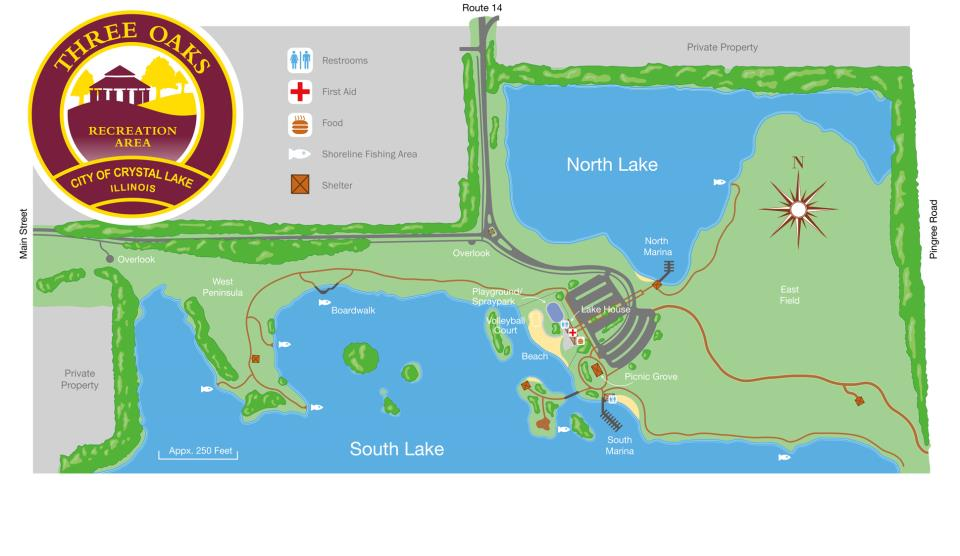 City-of-Crystal-Lake---Three-Oaks-Recreation-Area-Map