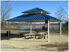 West Trail Shelter