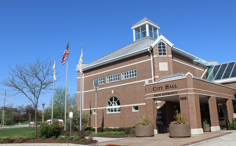 City Hall Entrance May 2018