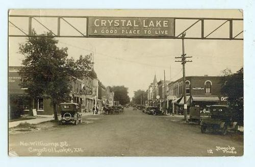 Downtown sign-1920s-2