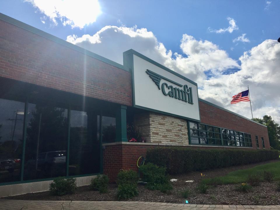 Camfil Building
