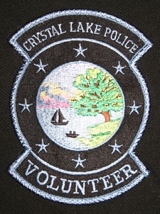 Police Volunteer Patch