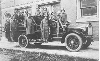 Crystal Lake Fire Department, 1914