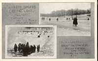 Winter Sports at Crystal Lake