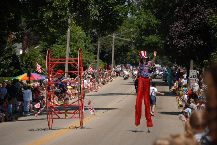 Independance Day Parade