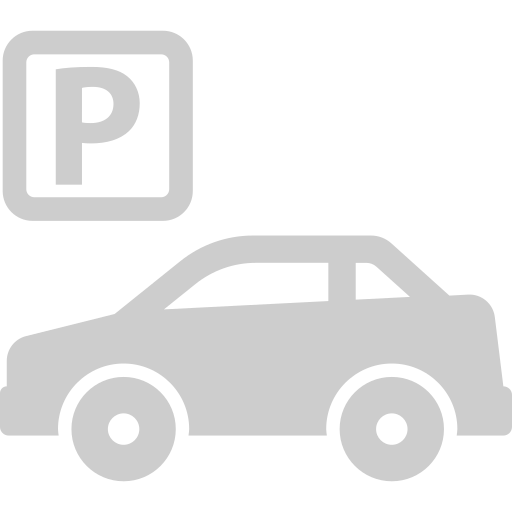 Downtown Parking Map Icon