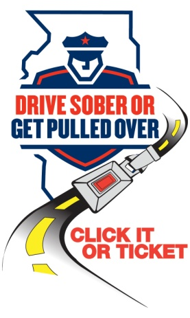 Drive Sober - Click It or Ticket