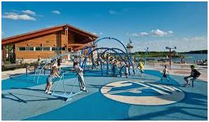 Three Oaks Recreation Area Playground
