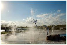Three Oaks Recreation Area Splash Park