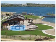 Three Oaks Recreation Area Picnic Grounds