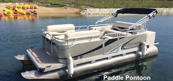 Paddle Pontoon